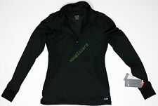 New C9 Champion Duo Dry Black Fitted Athletic Running Pullover XS S M L XL XXL