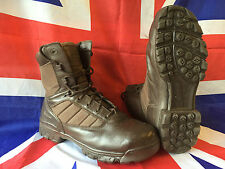 Genuine British Army Bates Patrol  MTP Brown Assault / Combat Boots Gr 1
