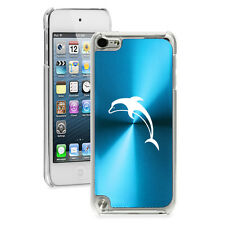 For Apple iPod Touch 4th 5th 6th Hard Case Cover Dolphin