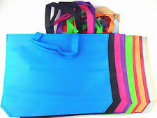 Non-Woven Shopping Bags Reusable Tote Bags Grocery Handy Shopping Travel Bags