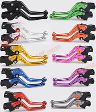 CNC Brake Clutch Levers for Kawasaki Ninja 250R 300R ZX 6R 9R 10R Z1000 Z750