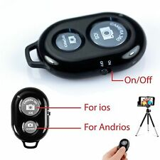 BLUETOOTH REMOTE SHUTTER FOR SELFIE STICK MONOPOD FOR VARIOUS MOBILE PHONES
