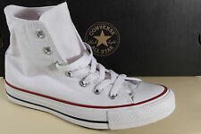 Converse All Star Boots Lace up Boots white, Textile/ Canvas, New