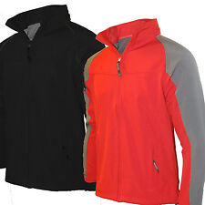 Mens Regatta Jacket Soft Shell Uproar Stretch Wind Resistant New