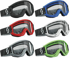 2015 SCOTT MX RECOIL XI MOTOCROSS GOGGLES solid enduro bike mtb tear off new