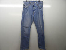 Abercrombie and Fitch Worn Distressed Jeans W 30 L 32 Blue Denim Jeans A&F