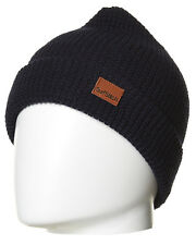New Surfstitch Men's Mens Warfie 2 Beanie Stretch Acrylic Headwear Warmer Blue