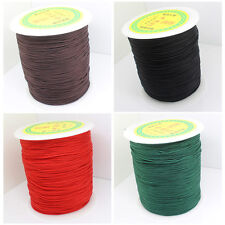 1mm Nylon Beading Thread Line 82x85mm wheel jewelry accessory.length is 350meter