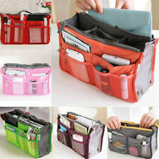 Multifunction Travel Cosmetic Bag Makeup Case Pouch Toiletry Wash Zip Organizer