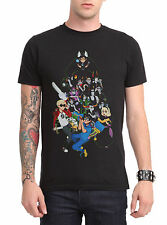 NEW HOMESTUCK BETAS TROLLS GROUP Licensed ADULT T-SHIRT Tee HOT TOPIC EXCLUSIVE