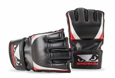 Bad Boy MMA Training Series MMA Competitin Gloves 4oz Sparring UFC Punching