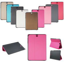 Hot Flip Leather Case Cover Holder For Samsung Galaxy Tab A 9.7inch T550 Tablet