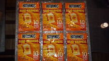 HotHands Heat Air Activated Hand Body Super Warmers Sports Hunting Camping