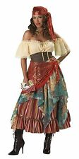FORTUNE TELLER HALLOWEEN WOMEN'S COSTUME ADULT FREE SHIPPING US