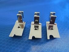 """SINGLE CORD WELTING PIPING FOOT For BERNETTE BERNINA LOW SHANK 1/4"""" 1/8"""" 3/16"""""""