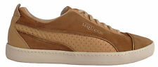 Puma Alexander McQueen Joustesse Lo Womens Girls Leather Trainers 354888 02 U4