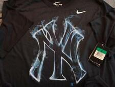 NIKE NEW YORK YANKEES BASEBALL MLB SHIRT XL L MENS NWT $34.00