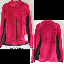 The North Face TECH-Osito PINK CERISE/TNF BLACK Jacket Sizes:LARGE