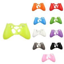 Silicone Rubber Gel Controller soft Skin Protective Cover Microsoft Xbox 360