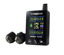 New TPMS TD1400A-X Tyredog Tyre Pressure Monitor System Fast USPS Priority Ship