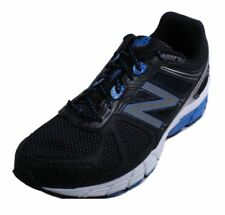New Balance M670BB1 Mens Black/Blue/White Athletic Sneakers 2E Width