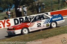 Mark Skaife 6x4 or 8x12 photos V8 Supercars NISSAN SKYLINE BATHURST R31