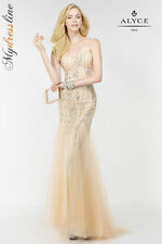 Alyce 6509 Evening Dress ~LOWEST PRICE GUARANTEED~ NEW Authentic Gown