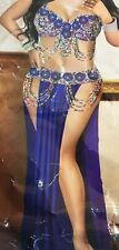 Egyptian Professional Belly dance costume,  bellydancing Dress, New Iskandrani