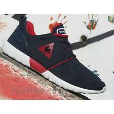 Shoes Le Coq Sportif Dynacomf Text 1521076 Moda Man Navy Red fashion casual