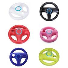 Game Racing Steering Wheel for Nintendo Wii Mario Kart Remote Controller U PICK