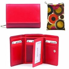 Golunski 3-03 New Leather Multi Coloured Purse In 5 Stunning Colours.