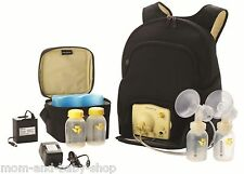 MEDELA PUMP IN STYLE ADVANCED BACKPACK DOUBLE ELECTRIC BREAST PUMP #57062