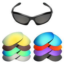 Mryok Anti-Scratch Polarized Replacement Lenses for-Oakley Monster Dog - Options