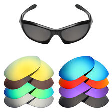 Multiple Replacement Lenses for-Oakley Monster Dog Polarized by MRY-LENS