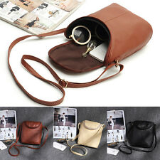 NEW Womens Shoulder Bag Leather Cross body Purse Satchel Messenger Handbag Totes