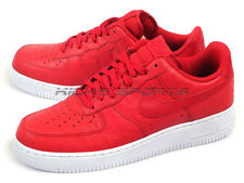 Nike Air Force 1 '07 LV8 Gym Red/Gym Red-White Classic Sneakers 2016 718152-603