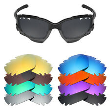MRY POLARIZED Replacement Lenses for-Oakley Jawbone Vented Racing Jacket-Options