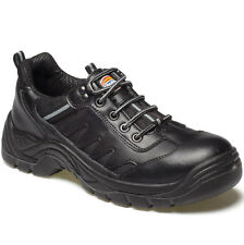 DICKIES STOCKTON SUPER SAFETY TRAINER SIZE 3 - 13 MENS WORK SHOES FA13335