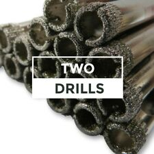 X 2 Drill Bits   DIAMOND HOLE-SAW 4mm-100mm Tile Ceramic Porcelain Glass Marble