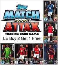 Match Attax Limited Edition Gold Silver Bronze Cards - FAST & FREE DELIVERY
