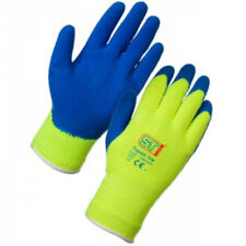 """10 pairs of Supertouch Topaz ICE Thermal Grip Gloves   """"FAST & FREE DELIVERY"""""""