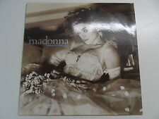 Madonna Like A Virgin 925 181-1 1984 Sire Records Vinyl LP