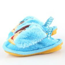 Boys Deluxe Animal Slippers
