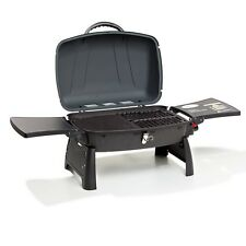 Portable Gas BBQ Compact Mini Camping Picnic outdoor travel cast iron grill fold