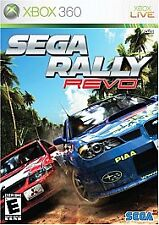 Sega Rally (XBOX 360, 2007, PAL formatting, ALL IN GERMAN) Ships in 12 hours!!!