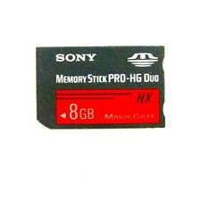 Original Sony 8 GB MEMORY STICK / MEMORY CARD for the PSP Console