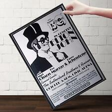 ELTON JOHN Concert Poster | Cubical ART | Gifts For Guys, Geeks | FREE Shipping