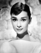 Audrey Hepburn Canvas Print - Choose your Size