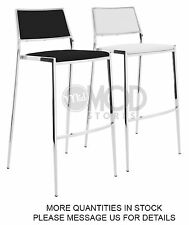 Aaron Counter Stool Nuevo Counter Stool Modern HGBO179 HGBO180 WHITE BLACK Stool