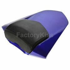 Motorcycle Rear Seat Cover Cowl for Yamaha YZF 1000 R1 07-08 Blue QMR